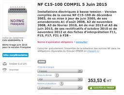 Tout Savoir Sur Les Normes électriques Françaises Nfc 15 100 Devenez Incollable Sur La Norme électrique