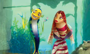 awful oscar nominated shark tale shows animation