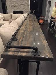 basement bar top ideas best 25 bar tops ideas on pinterest wood bar top bar top bar top
