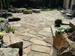 Cost Of Stone Fireplace by Pricing Stone Patio Cost Of Stone Patio With Fireplace Cost Per