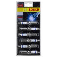 set of 2 spark plug bosch bosch