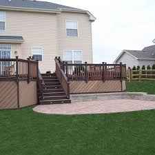 Picture Of Decks And Patios Custom Deck Builder Patio Design Archadeck Outdoor Living