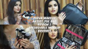 affordable makeup artist zoeva makeup artist zoe bag review affordable high quality