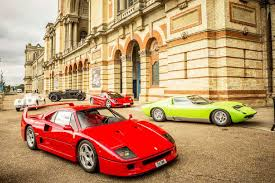 Classic Sports Cars - classic u0026 sports car show ally pally to see supercars of the
