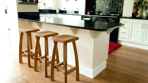 Wooden Breakfast Bar Stool Oak Breakfast Bar Stools Wiredmonk Me