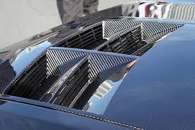 camaro zl1 carbon fiber insert sema 2011 copo camaro unveiled corvette and camaro concepts