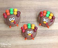 thanksgiving cup cakes turkey cupcakes for thanksgiving kitchen fun with my 3 sons
