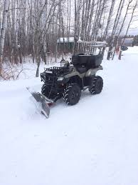 new plow honda foreman forums rubicon rincon rancher and