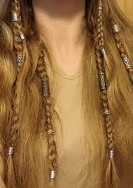 hair beading best 25 hair ideas on viking hair one