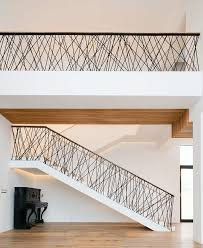 Metal Stair Banister The 25 Best Metal Stair Railing Ideas On Pinterest Stair
