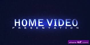 home video presentation after effects project videohive free