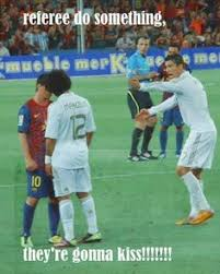 Funny Soccer Meme - now you see him now you don t soccer pinterest messi messi