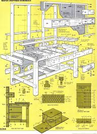garage floor plans with workshop garage workbench plans u2022 woodarchivist