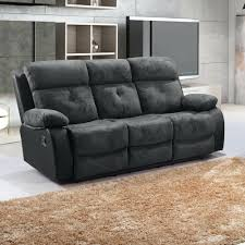 faux leather reclining sofa faux leather recliner walmart brown reclining sofa black