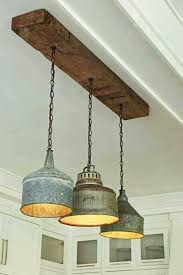 Farmhouse Ceiling Light Fixtures Easy And Amazing Ways To Upcycle Milk Cans Farmhouse