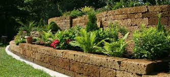 build a retaining wall in your yard doityourself com