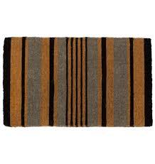Black Outdoor Rugs by Indoor Outdoor Rugs And Doormats Rejuvenation