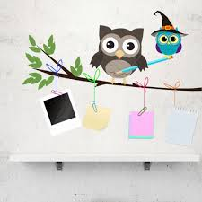 online get cheap decorative owls aliexpress com alibaba group hot new cartoon wall stickers children bedroom decoration home stickers owl kindergarten wholesale china