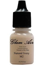 amazon com airbrush makeup foundation matte finish m2 natural