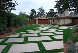Ideas For Your Backyard Get More Creative With Your Artificial Turf At Home Through Sculpting