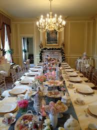 tea party table and chairs table set up for high tea celebration tea party pinterest high