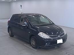 tiida nissan hatchback japanz international