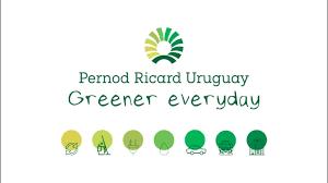 pernod ricard logo green office challenge pernod ricard uruguay youtube