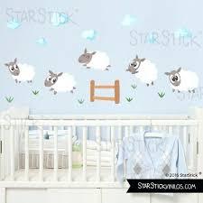 stickers mouton chambre bébé stickers mouton chambre bebe mouton stickers mouton chambre bebe