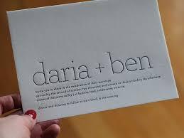 contemporary wedding invitations best 25 modern letterpress wedding invitation ideas ideas on