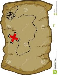 Treasure Map Clipart Treasure Hunt Map Clipart China Cps