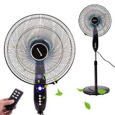 18 4 speed stand fan with remote control model s18601 costway 16 adjustable oscillating pedestal fan stand floor 3 speed