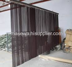 Curtain Wire Room Divider Mesh Curtain Fabric Cloth From China Manufacturer Masewa Metal