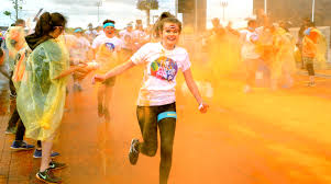 Color by Manchester The Color Run Uk