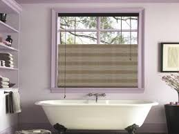 curtain ideas for bathroom windows bloombety bathroom window treatments bathroom window treatments
