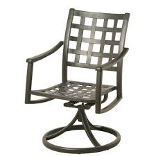 Patio Rocker Chair Furniture Discount Rocking Chairs Outdoor Cast Aluminum Patio