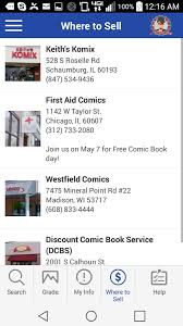 free finder usa comic book grader con finder android apps on play