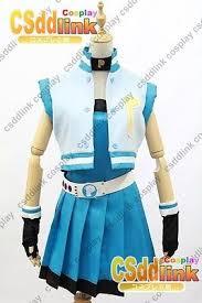 powerpuff z rolling bubbles cosplay costume blue ebay