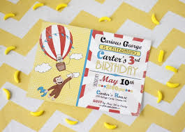curious george party curious george birthday party pretty my party