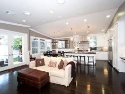 Open Floor Plan Kitchen And Living Room 84 Best Open Plan Living Images On Pinterest Kitchen