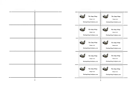 100 avery tent cards template avery personal creations quarter