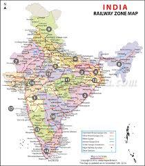 map zones india railway zonal map indian railway zones