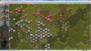 Battle Of Kursk Map Panzer Battles Kursk Southern Flank By Wargame Design Studio A