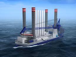 siemens equips offshore wind turbine installation vessel for the