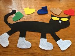 110 best class pete the cat crafts images on