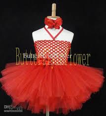 crochet headband tutu 2018 baby ballet dress tutu dress with crochet headbands 3 layers