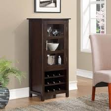 Bar Mirror With Shelves by Bar U0026 Wine Cabinets You U0027ll Love Wayfair