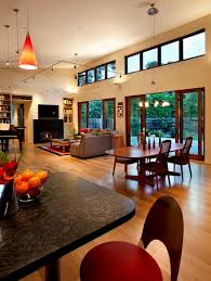 kitchen new open kitchen living room design