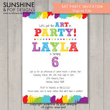 lovely teen birthday party invitations free accordingly cool