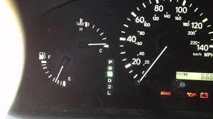 lexus dash lights 1999 lexus rx300 drive light indicator non operational