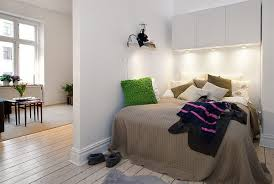 How To Design Bedroom Interior Apartments How To Design Your Small Apartment Ideas Interesting